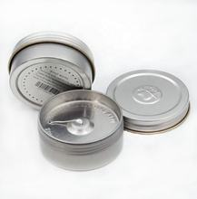 50M Corn Dental Floss Waxed Packed in Metal container