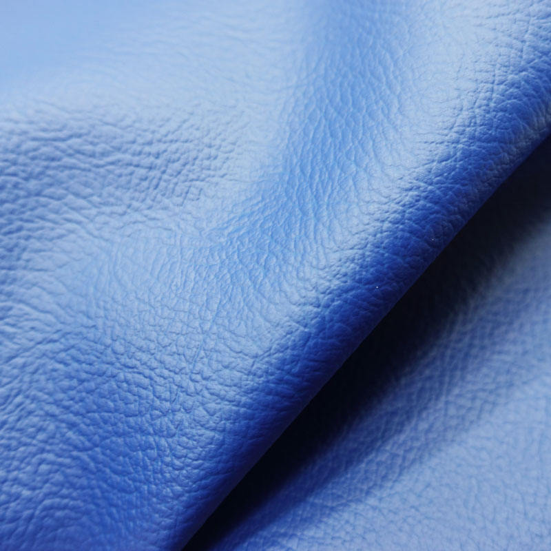 free sample good quality waterproof black pvc synthetic leather fabric for car seat cover