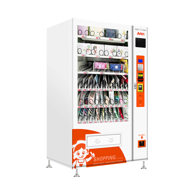 AFEN intelligent stationery vendor dispenser stationery book pen vending machine