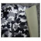 China Shoe Upper Camouflage Material Embossed Synthetic Fabric Leather PU