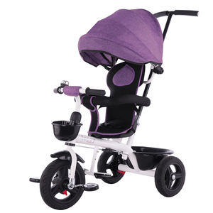 Cool conception tricycle pour enfants apprenant vélo montage rapide