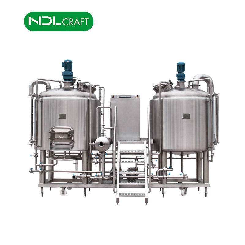 500l Steam or electrical heating mash tun homebrew CE OEM manufacturer