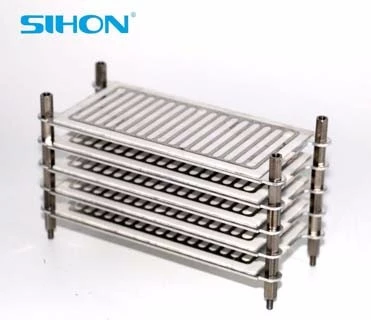 Ozone Generator 40G Ceramic Stainless Steel Ozone Plates No Welding Use For Disinfection