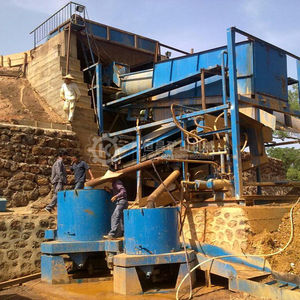 Gold Mining Machine Gold Recovery Falcon Knelson Fine Gold Concentrator Machine