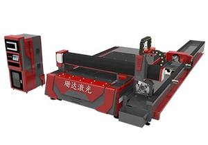 High Quality Laser 1000w Cut Steel plate Cnc 1500w 2000w Fiber Laser Cutting Machine For Stainless Metal