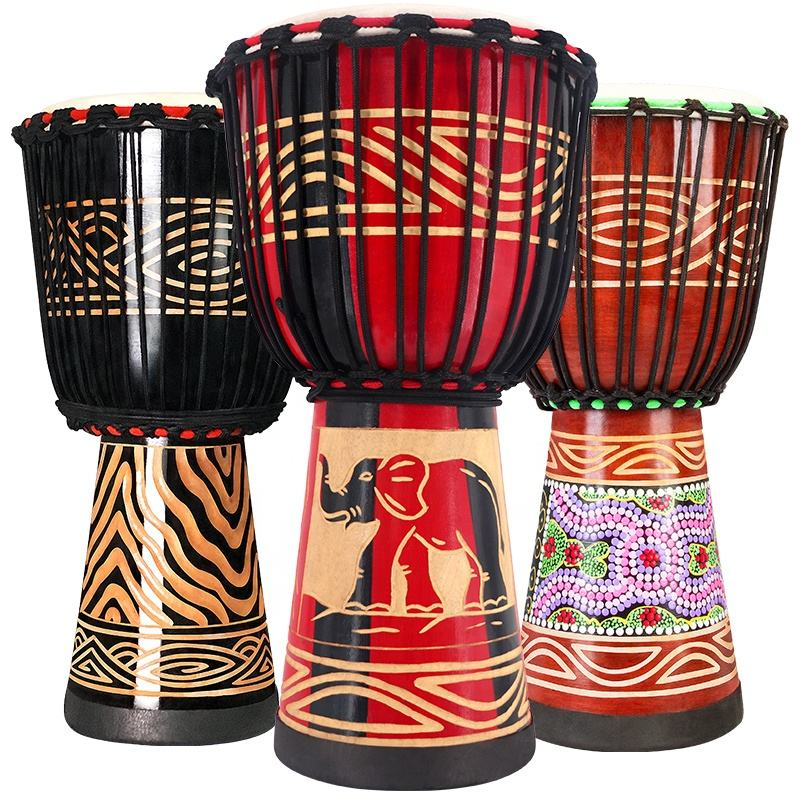 "AFD-03 4 8 ""10"" 12 ""13"" Phi Trống, DJEMBE Trống"