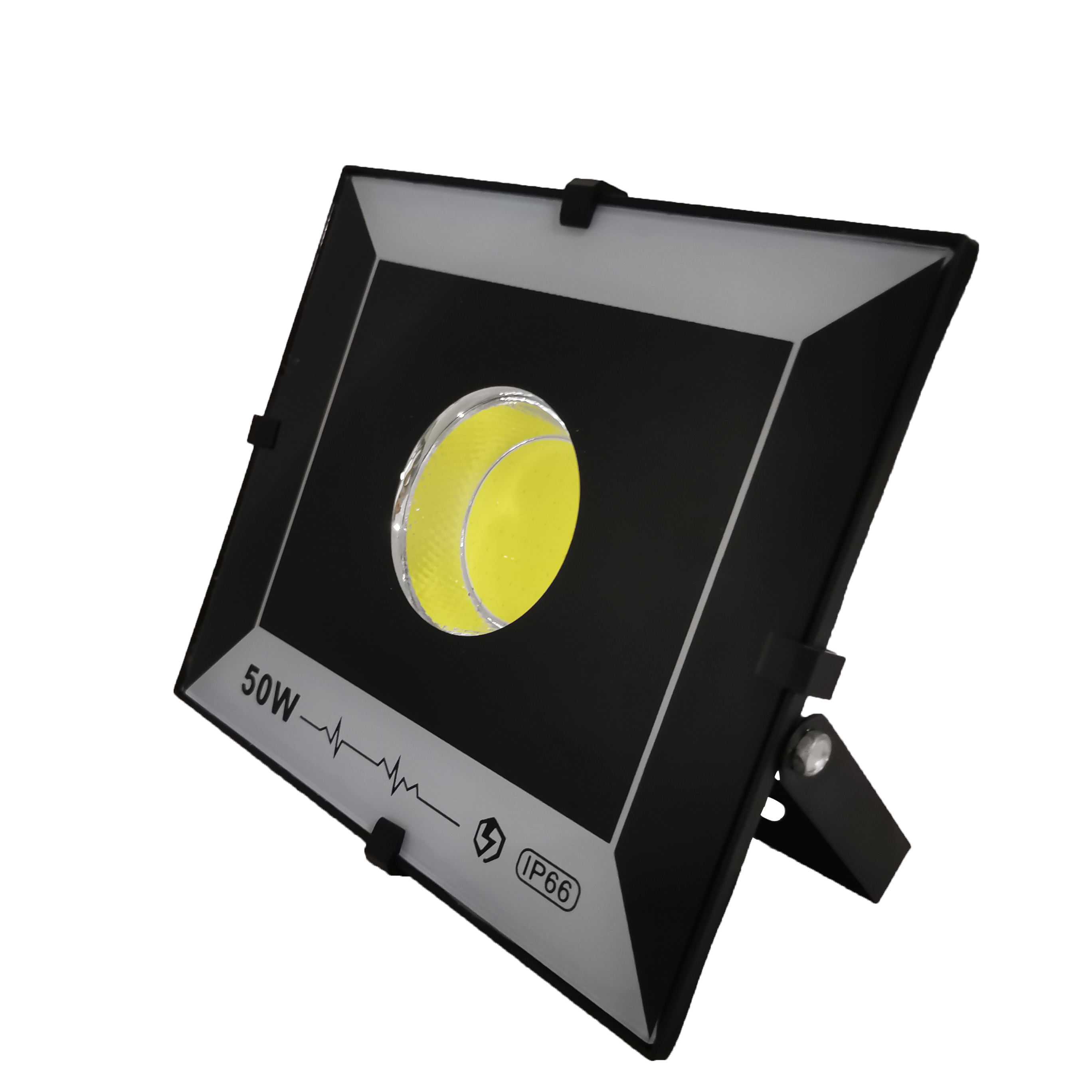 outdoor decorative lights Energy Saving High Lumen module IP65 Waterproof Outdoor50W Led Floodlight
