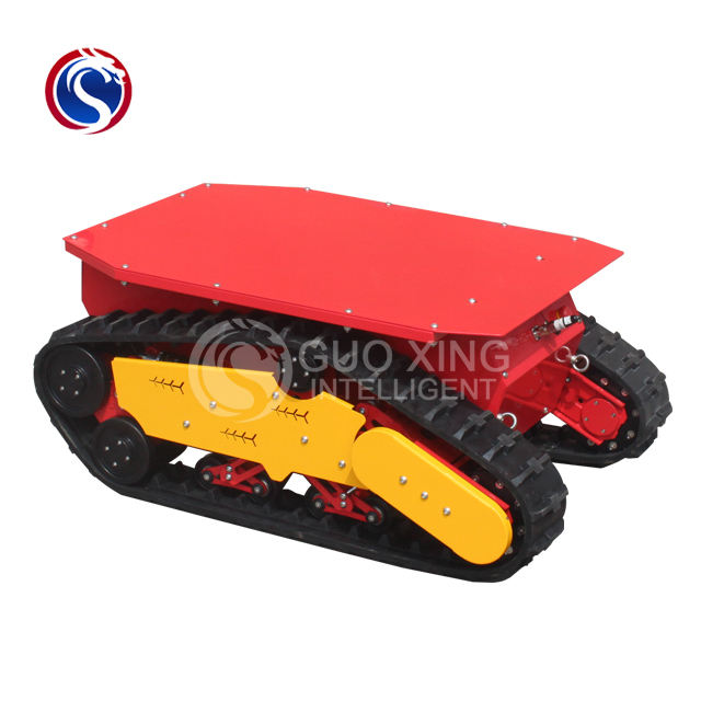 Packaging Customization Safari 880T Enhance Mobile Robot Platform All Terrain Tracked Robot Vehicles