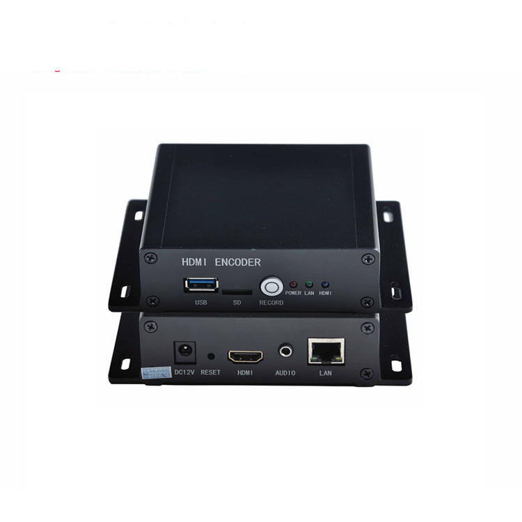 Rtsp Rtmp/Udp Iptv Hd 1080P H.264 H.265 Hevc Encoder per Ip Audio Video Server di Streaming Iptv Encoder