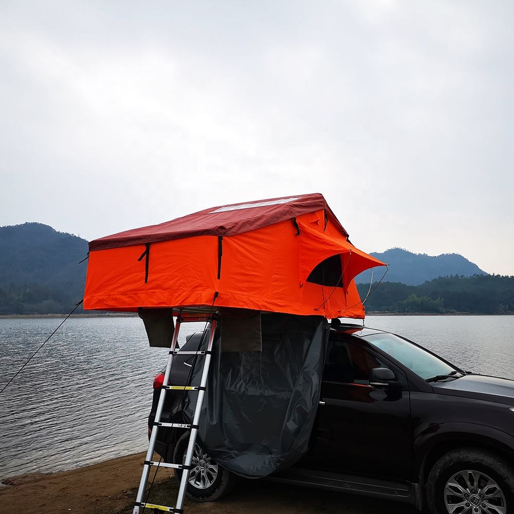 2020 Auto New roof top tent with Cornice car roof tent for camping