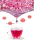 Chinese Rose Tea Super Quality Chinese New Type Instant Rose Tea Extract Teabag