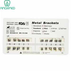 High grade material low price teeth brace for sale