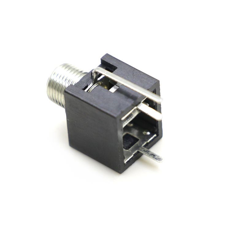 Fabrikant Direct Oortelefoon Connector 3.5Mm Interface Audio En Video <span class=keywords><strong>Socket</strong></span> 3.5Stereo Kanaal 3 Pin