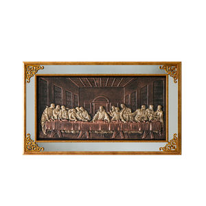 Last supper jesus wall arts home wall arts 3D framed arts
