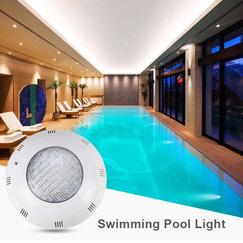 Waterproof Pool Lights Strip RGB Pond 18Watts Marine for Swimming Lighting Pool Underwater Led Lights