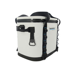 Sealock OEM custom large/mini freezable promotional delivery picnic fishing 4/6/12/16/20/24 can wine beer insulated cooler bags