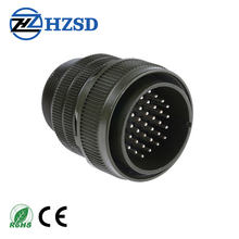 Circular MIL Spec Connector Plug 32 Pin Military Connector