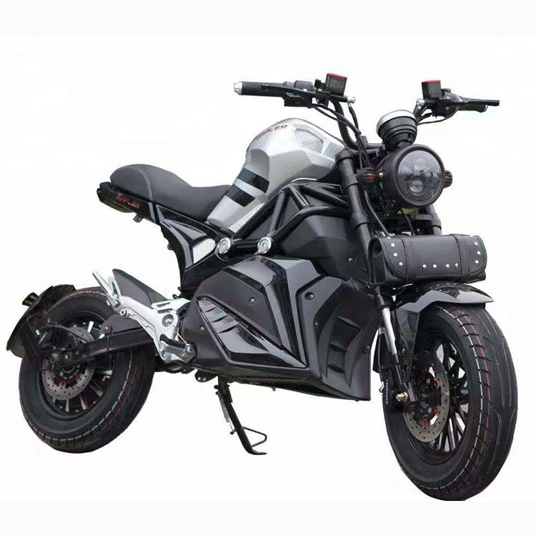 Adulto Motocicleta 3000W Moto Electrica with long range