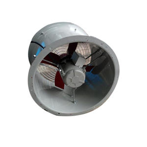 CBF Series Explosion Proof Low Noise Round Large Industrial Axial Fan