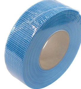 self adhesive glass fiber mesh tape for drywall joint with 20m 45m 90m length