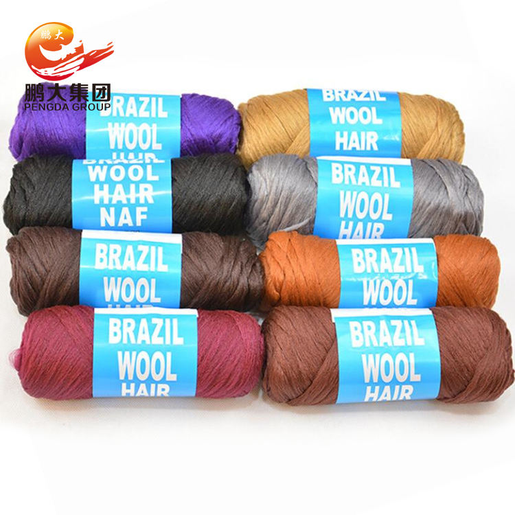 suppliers beyond beauty african hair knitting black acrylic twists 80g brazil brazilian wool yarn hair for braiding