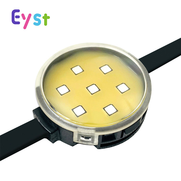 China rgbw DMX512 control IP65 waterproof 50*50mm led pixel module
