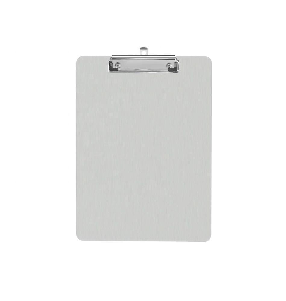 Aluminum Alloy Clipboard Writing Board Clip File Folder Document Holder tt