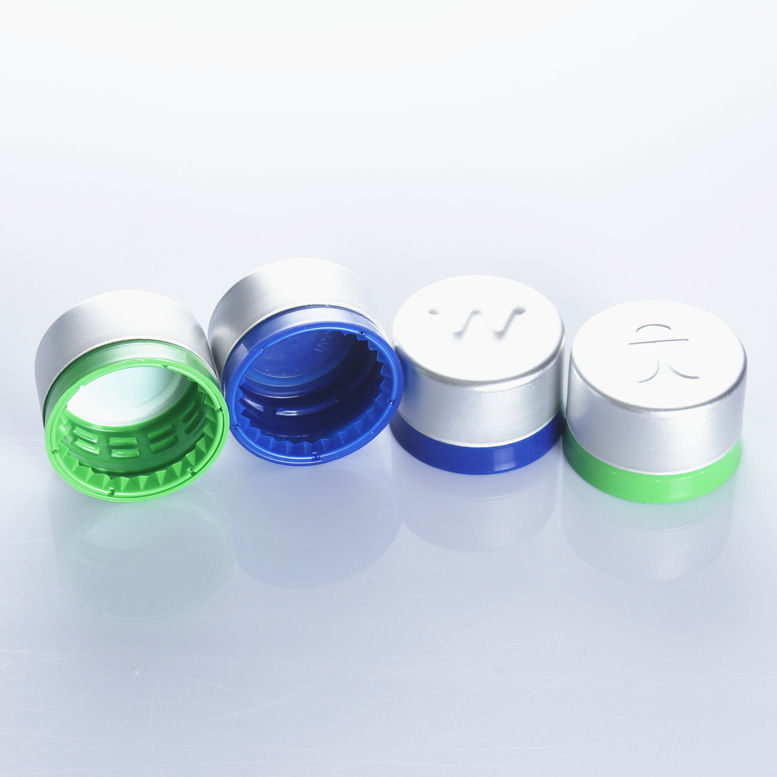 28mm 30mm PCO 1881 sparkling water spring sodas carbonated drinks aluminum plastic pet bottle screw caps closure
