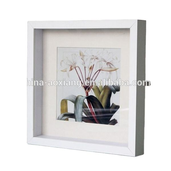 wall decor in MDF Wood PS Wholesale wood shadow box