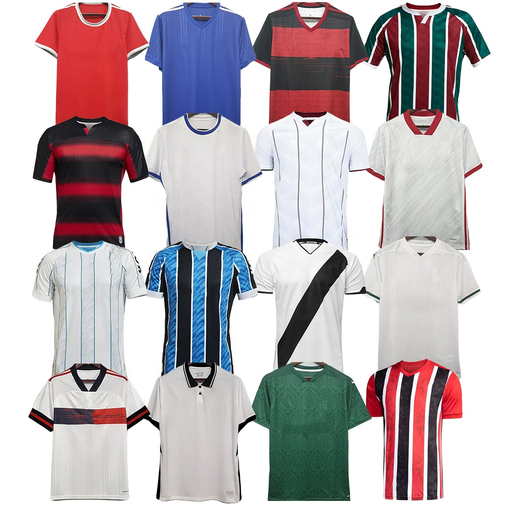 wholesale top Thai Quality Brazil League soccer Jersey, Sao paulo football jersey soccer wear