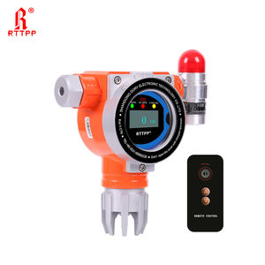 China Manufacturer Good price independent combustible gas leak alarm lpg gas detector with remote control