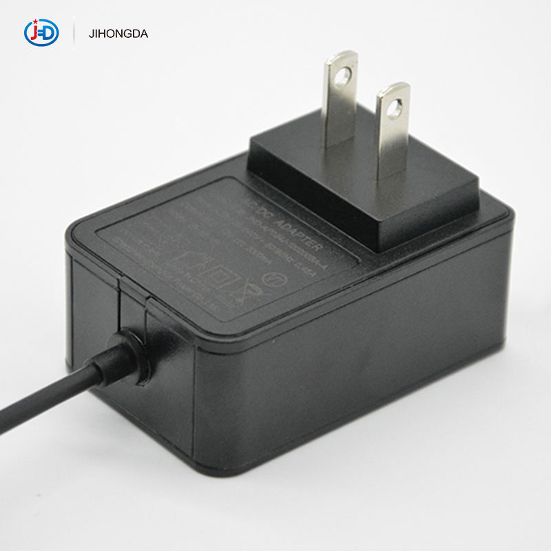 Hot sales US plug 24W 12v 2a power supply ac adapter with gs ce ul pse