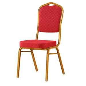 wholesale cheap price stackable banquet chair with metal legs chair use for hotel weeding chair furniture