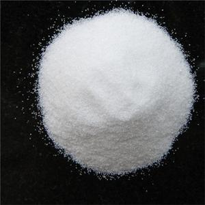 White aluminum oxide powder for coated abrasives paper and cloth