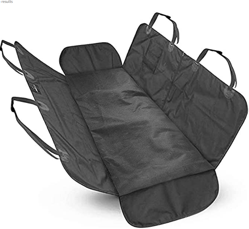 Hot Amazon Deluxe 600D Oxford Stof <span class=keywords><strong>Huisdier</strong></span> Reizen Hangmat Deluxe Pet Car Seat Cover