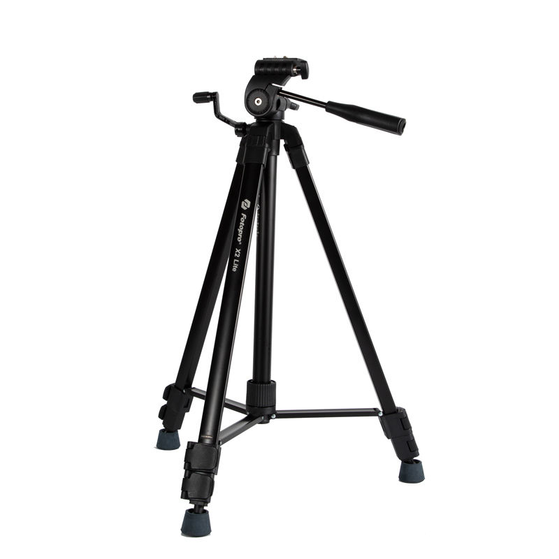 Fotopro Best Travel Professional Portable Tripod Aluminum Photography Video Camera Stand