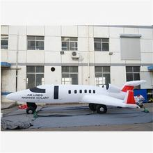 Customized Giant Advertising Transportation Inflatable Airplane/Airbus/aircraft/aeroplane in advertising inflatable