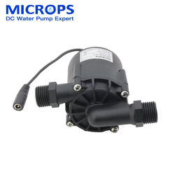 Microps China silent high temperature food Grade home beer brewing electric brushless dc centrifugal water pump