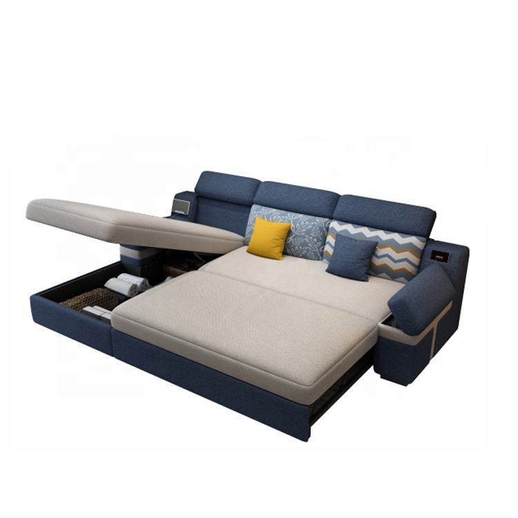 New multi-functional furniture folding sofa bed sofa cum bed