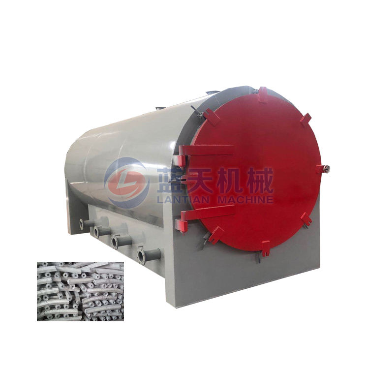 Charcoal stove coal carbonization furnace biochar making machine