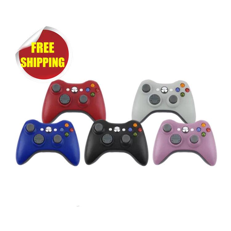 Бесплатная доставка компанией Dhl беспроводной джойстик Gampad для Xboxs 360 контроллера <span class=keywords><strong>Xbox</strong></span> One s консоли