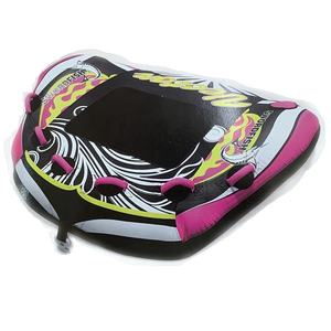 2 Pengendara Towable & Inflatable Surfing Perahu Tabung Vector Towable Flyig Towable Ski Air Inflatable Air Ski