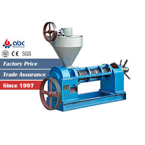 Small automatic vegetable rice bran coconut press palm kernel groundnut extraction soybean oil machine