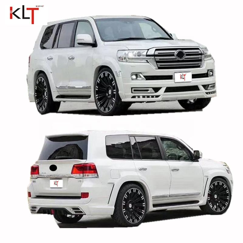KLT Hohe qualität 2016 auto body-kits für Toyota Land Cruiser FJ200 LC200 Wald <span class=keywords><strong>WD</strong></span>