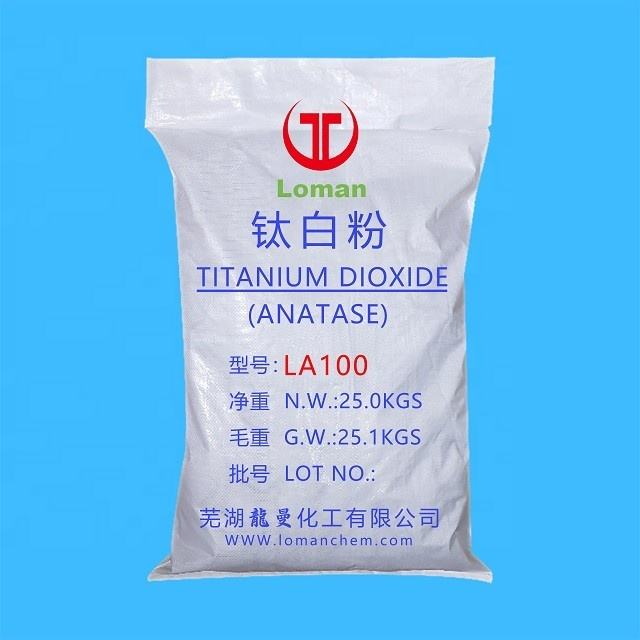 Honest Supplier Selling TiO2 Powder / Anatase Titanium Dioxide