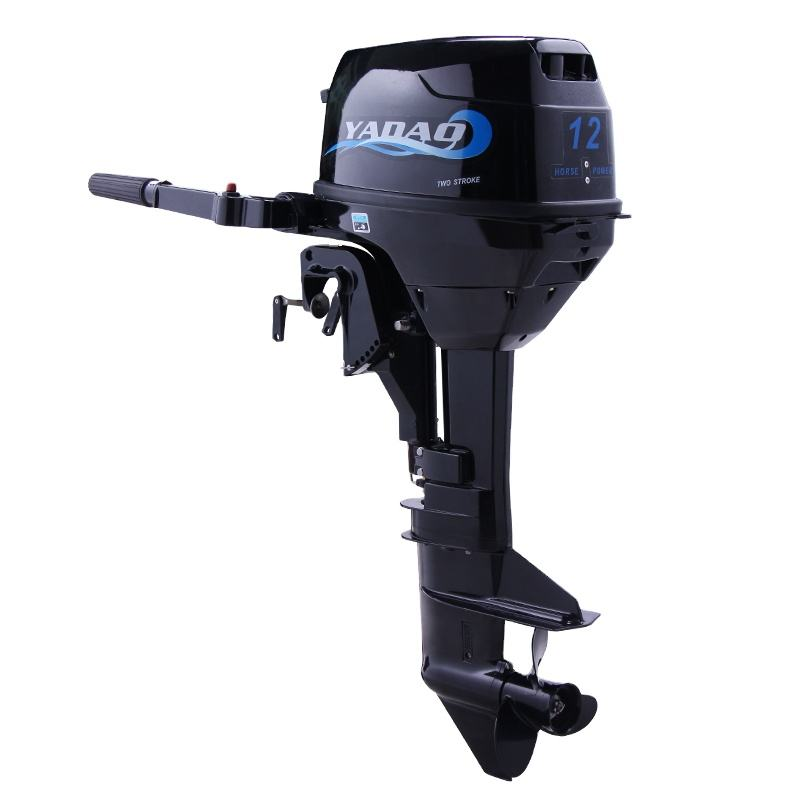 2-Stroke 12HP used boat engine outboard motor compatible with yamaha