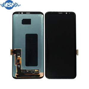 Alta qualidade oem oled lcd touch samsung galaxy s6 edge plus g928 lcd touch screen display digitador para samsung s6 edge