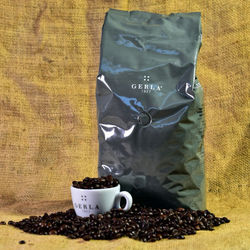 delicate consistency Blend coffee with aromas of biscuit,toasted almonds