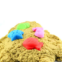 Safe Non-toxic Space Sand Clay Mold Fun And Puzzle Air Dry Clay Molds