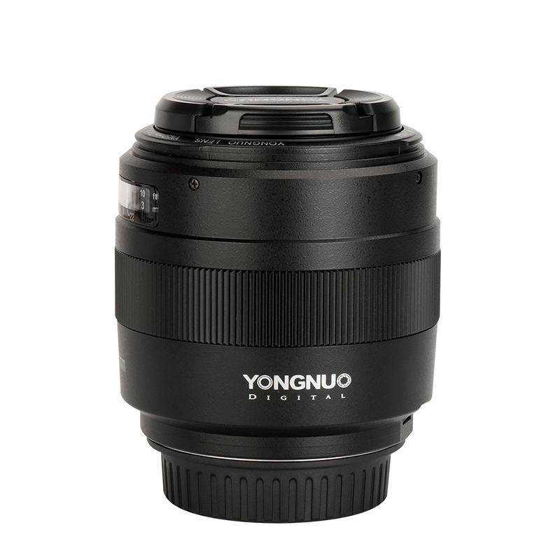 YONGNUO YN50mm F1.4 Large Aperture Auto Focus (AF) Manual Focus (MF) Standard Prime Lens for Canon Nikon